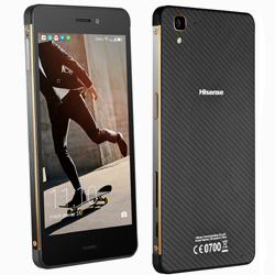 Le Hisense Rock, un smartphone urbain robuste