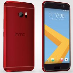 Le HTC 10 débarque en Rouge Camelia