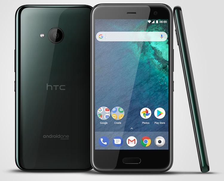 HTC présente le U11 life avec Android One