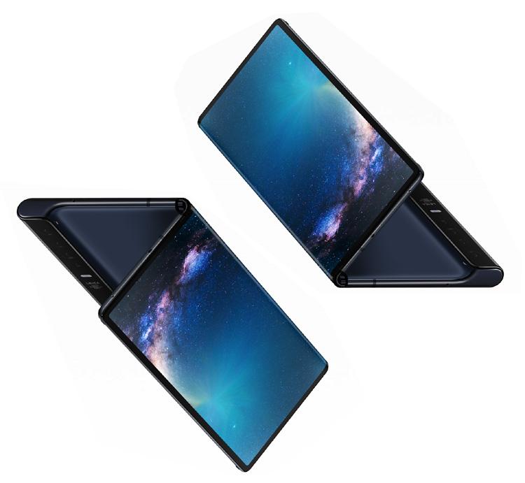 Le Huawei Mate X sera vendu au prix de 2299 € au second semestre 2019