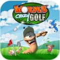 Le jeu « Worms Crazy Golf » enfin disponible sur iOS