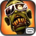 Le jeu Zombiewood débarque sur iOS