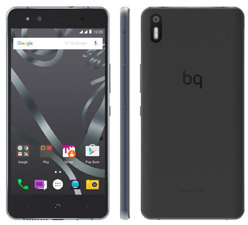 L'Aquaris X5 de BQ est disponible sous Android et Cyanogen OS