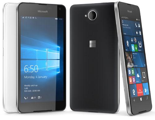 Le Microsoft Lumia 650 débarque en France