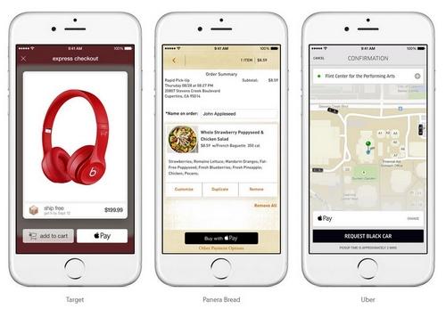 Le mode de paiement Apple Pay sera disponible le 18 octobre