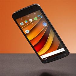 Motorola : Son Moto X Force, garantit 4 ans contre la casse
