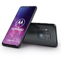 Le Motorola one zoom est doté d'un système quadruple caméra