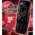 Le Nokia 5200 en pack avec le groupe « Justice » chez Virgin Mobile