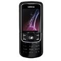 Le Nokia 8600 Luna : un mobile en verre fumé