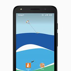 Le Orange Rise 51 enrichit la nouvelle gamme de smartphones sous la marque Orange