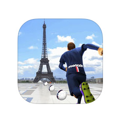 Le Paris Saint-Germain lance  son jeu Runner