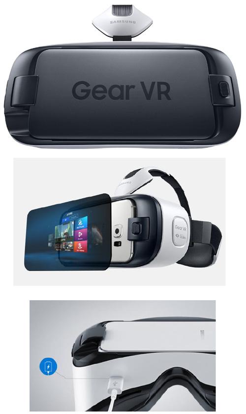 Le Samsung Gear VR pour Galaxy S6 et S6 edge est disponible en France