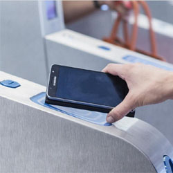 Le smartphone devient passe Navigo