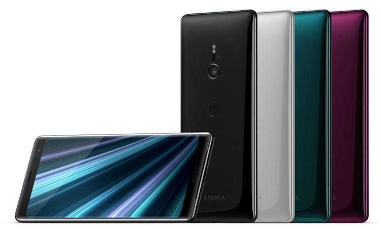 Le Sony Xperia XZ3 intègre les technologies des téléviseurs Bravia Oled