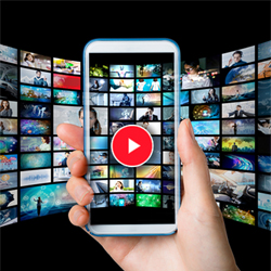 Le temps passé sur les applications de streaming vidéo a atteint 935 milliards d'heures en 2020