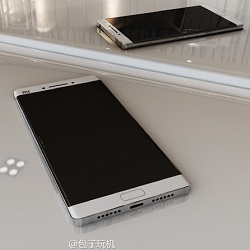 Le Xiaomi Mi Note 2