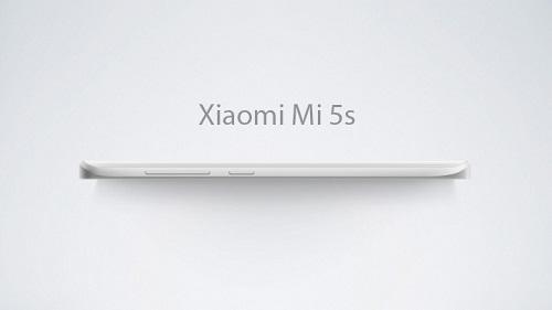 Le Xiaomi Mi5s serait en préparation