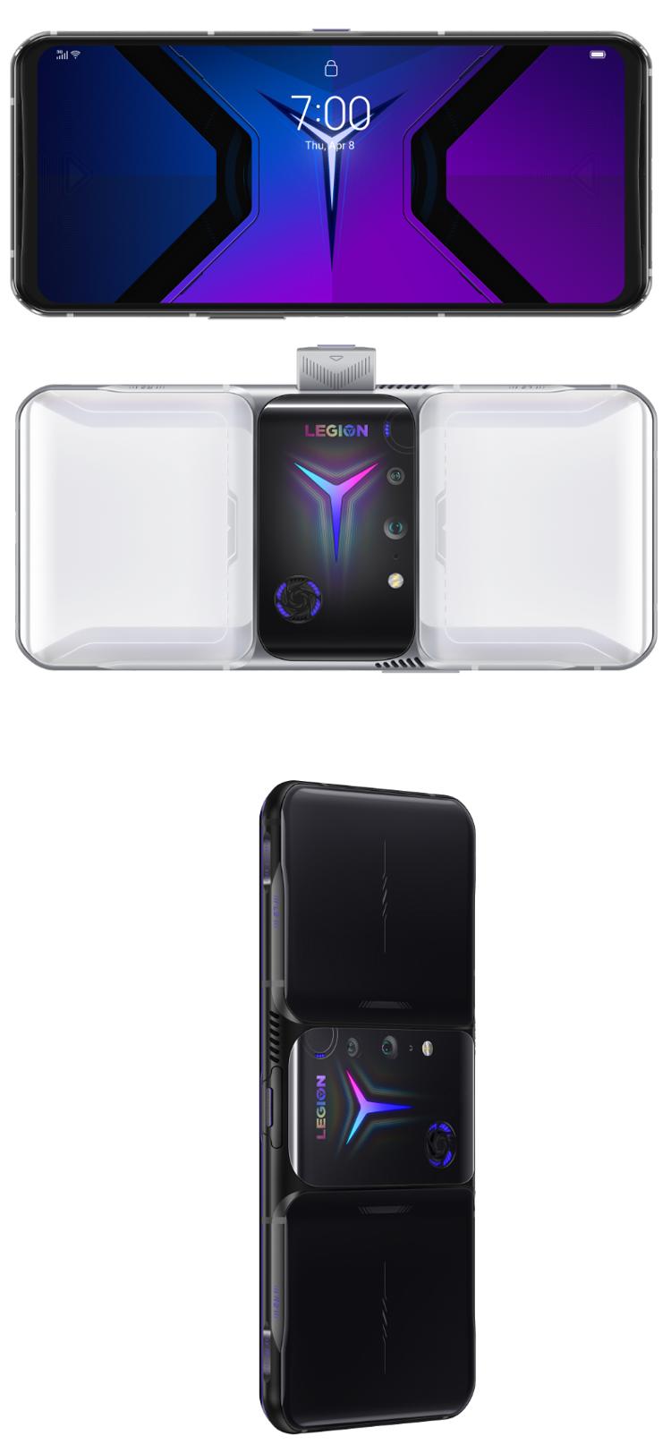 Lenovo dévoile son smartphone gaming : le Legion Phone Duel 2