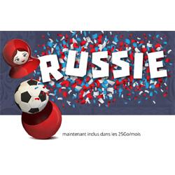 Les abonnés Free peuvent utiliser en Russie leur forfait mobile avec 25Go/mois