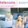 Les acteurs de la téléphonie mobile s'expriment au sommet des Telecoms 2007