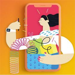 Les applications de shopping sur Android dépasse iOS en retour sur investissements marketing