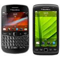 Les BlackBerry Torch 9860 et Bold 9900 débarquent chez Bouygues Telecom