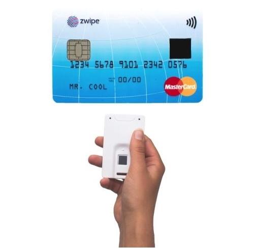 Les cartes  MasterCard vont embarquer un lecteur d'empreinte