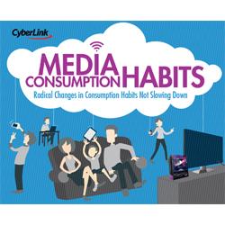 Les changements dans les habitudes de consommation du multimédia ne sont pas près de ralentir