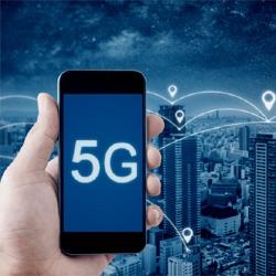 Les débits de la 5G seront moins élevés en cas de pluie