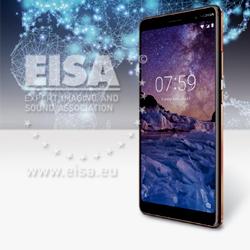Les EISA Awards 2018 récompensent le Nokia 7 Plus