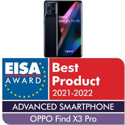 Les EISA Awards récompensent l'Oppo Find X3 Pro