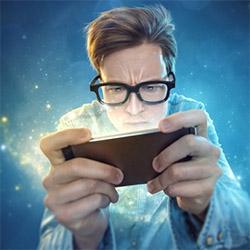 Les français de plus de 16 ans passe 40% de temps en moins que la moyenne mondiale sur les jeux mobiles
