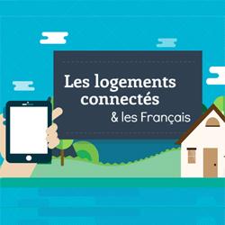 Les français et les logements connectés en 2016