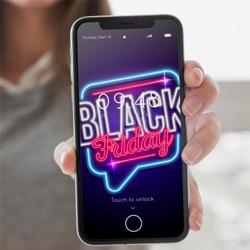 Les Français vont passer 14 millions d'heures sur les applications de shopping pendant le Black Friday