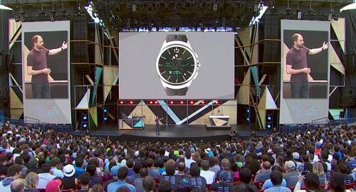 Android Wear 2.0, de la concurrence sérieuse pour les autres montres connectées
