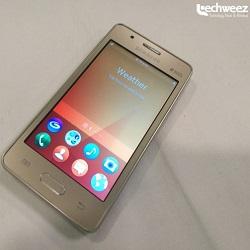 Samsung Z2, un smartphone sous Tizen