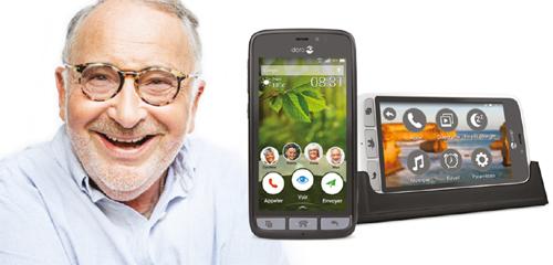 Les seniors, sont-ils prêts à adopter le smartphone ?