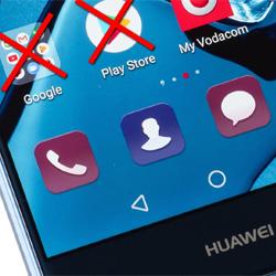 Les services de Google ne seront plus disponibles sur les nouveaux smartphones Huawei