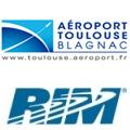 Les services sans contact débarquent à l'aéroport de Toulouse-Blagnac