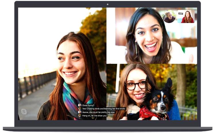 Les sous-titres en temps réel débarquent sur Skype