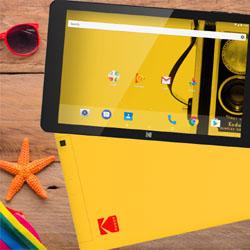 Tablettes Kodak conçues et produites par Archos