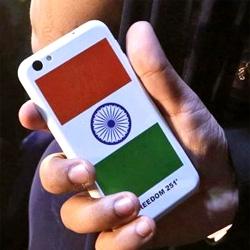 La course aux smartphones pas chers en Inde