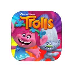 Les Trolls: Crazy Party Forest : le jeu du film Dreamworks Troll