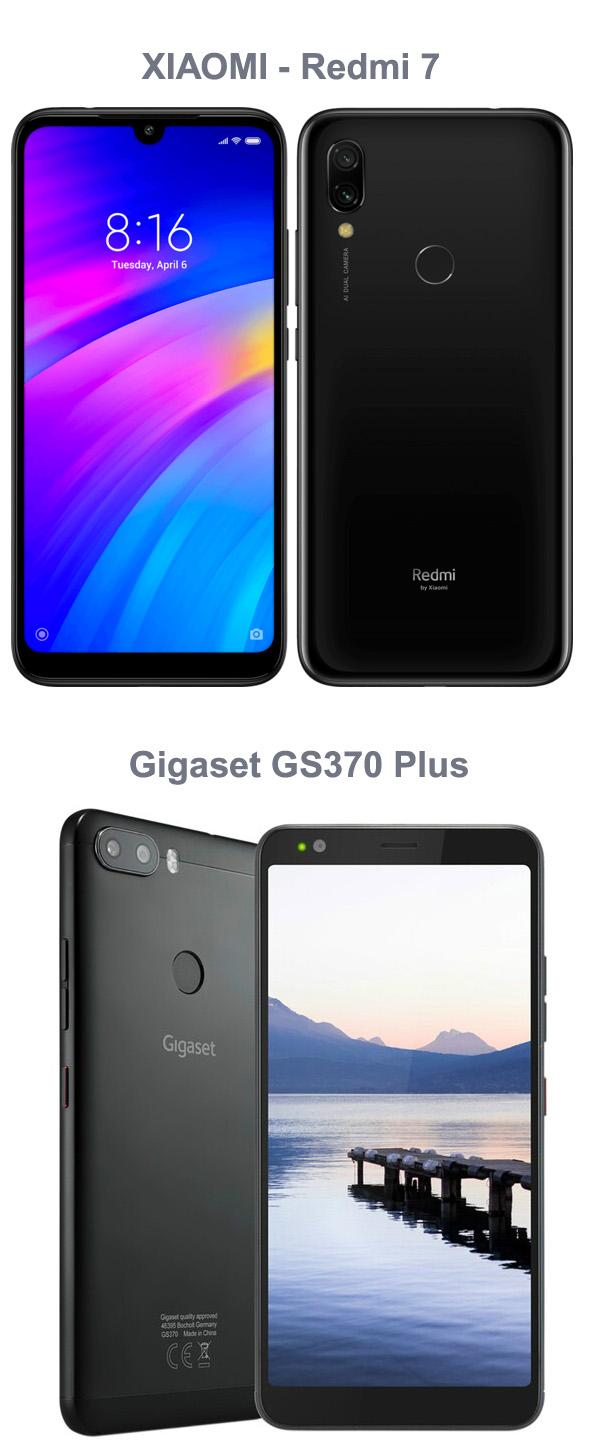 Les Xiaomi Redmi 7 et Gigaset GS370 Plus épinglés par l'ANFR