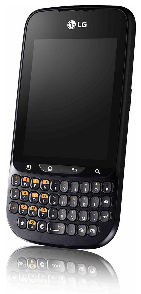 LG a un nouveau smartphone professionnel sous Android dans ses manches