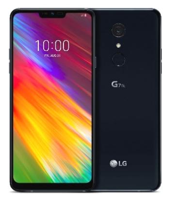 LG annonce l'arrivée des LG G7 One et LG G7 Fit