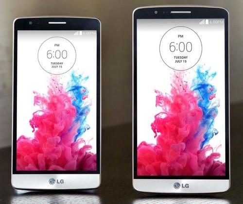 LG continue sa progression avec le G3