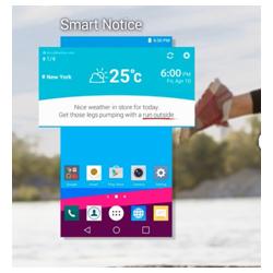 LG dévoile sa dernière interface utilisateur mobile LG UX 4.0