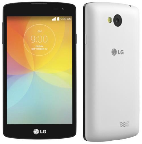 LG F60 : un smartphone  4G pour les petits budgets
