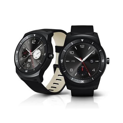 LG G Watch R : commercialisation  prévue  le 14 octobre